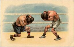Boxing - Humor - Boxe