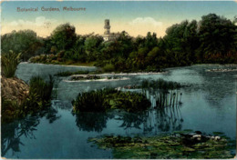 Melbourne - Botanical Garden - Melbourne