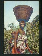CPM - JEUNE MAMAN (AFRIQUE EN COULEURS) - - Cartes Postales