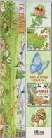 Marque-page °° Milan - La Prairie Un Petit Monde Plein De Vie  4x21 - Marque-Pages