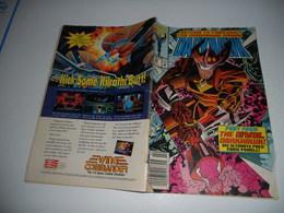 Darkhawk N° 24 : The Mysterious  EN V 0 - Magazines