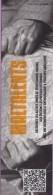 Marque-pages  °°  Presses Littéraires - JM Vargas  -  Maltalents   °   5 X 19  Verso Uni - Marque-Pages