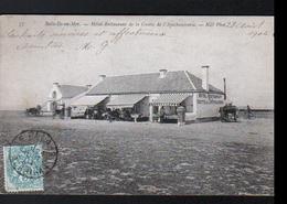 56, Belle Ile En Mer, Hotel Restaurant De La Grotte De L'apothicairerie - Belle Ile En Mer