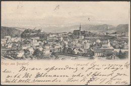 Gruss Aus Burgdorf, Bern, 1902 - Robert Kaspar AK - BE Berne