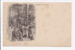 CPA 75 PARIS LA NUIT Au Bal Bullier - Paris La Nuit