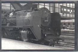 Photo Originale Allemande 1968  Berlin Railway Train Locomotive Cliché Marc Dahlström - Trains