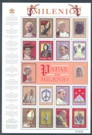 VENEZUELA  - MNH/** - 2000 - MILENION PAPA - Yv 2443-2458 - Lot 18485 - Nicaragua
