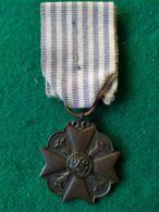 Medaglia Ordine Leopoldo Bronzo - Belgien