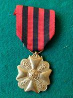 Medaglia Ordine Leopoldo Dorata - Belgien