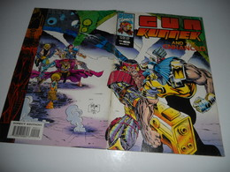 Gun Runner N°6 In Near Mint Condition. Marvel Comics EN V O - Magazines