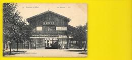 SOULAC Rare Le Marché (Delboy) Gironde (33) - Soulac-sur-Mer