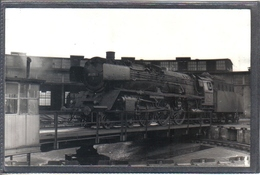 Photo Originale Allemande 1972  Hof  Railway Train Locomotive Cliché Marc Dahlström - Trains