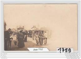 7251 AK/PC/CARTE PHOTO/1759/MARCHE A IDENTIFIER/TTB - Cartoline