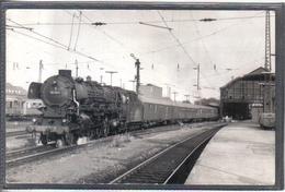 Photo Originale Allemande 1967  Bremen     Railway Train Locomotive Cliché Marc Dahlström - Trains