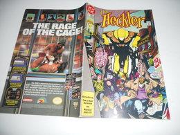 THE HECKLER Comic - No 1 - Date 09/1992 - DC Comic EN V O - Magazines