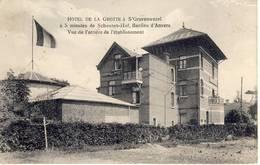 's Gravenwezel Schilde Hotel De La Grotte 1915 Feldpost - Schilde