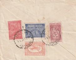 LETTRE - ARABIE SAOUDITE - LE 06/08/1954 - Arabie Saoudite
