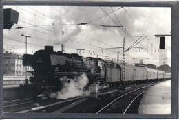 Photo Originale Allemande 1972  Hamburg  Railway Train Locomotive Cliché Marc Dahlström - Trains