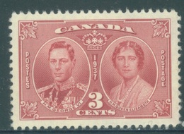 CANADA  - MNH/** - 1937 - CORONATION - Yv 196 - Lot 18486 - 1937-1952 Règne De George VI