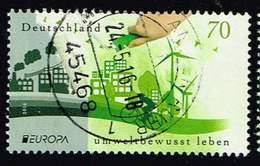 Bund 2016,Michel# 3238 O     Europa (C.E.P.T.) 2016 - Think Green - BRD