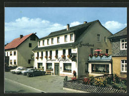AK Korbach-Meineringhausen, Gasthaus-Pension Kalhöfer - Korbach