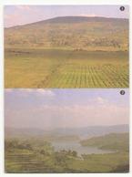 OUGANDA KABALE LANDSCAPE / LAKE BUNYONYI WESTERN UGANDA - Oeganda