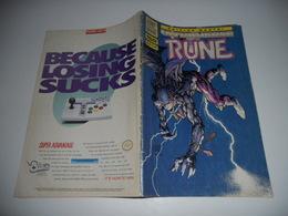 Ultraverse Rune 1 Barry Windsor-smith Malibu Comics EN V O - Magazines