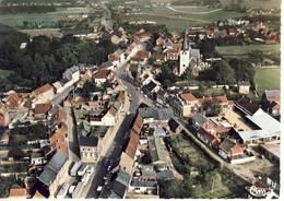 Zandhoven Luchtopname Panorama CIM-kaart - Zandhoven