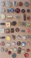 Croatia Bosnia Yugoslavia Slovenia 50 Different Pins  LOT 16 - Badges