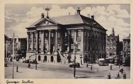 Groningen Stadhuis 1942 - Groningen