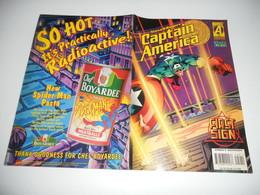 Captain America N°449 Mar 1996 - First Sign EN V O - Magazines