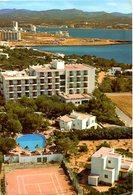ESPAGNE. Carte Postale écrite. Hôtel D'Ibiza. - Hotels & Restaurants