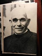 19826) DON ORIONE RITRATTO VIAGGIATA 1958 INSOLITA - Cristianesimo