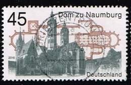 Bund 2016, Michel# 3264 O Dom Zu Naumburg - BRD