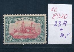 Samoa Nr. 23 A   *    (ee8920  ) Siehe Scan - Kolonie: Samoa