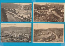 BELGIË La Roche, Lot Van 60 Postkaarten, Cartes Postales - Postkaarten