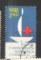 Polonia PO 1963 Cent.Croce Rossa  Scott.1133+See Scan On Schaubek Page; - 1944-.... Repubblica