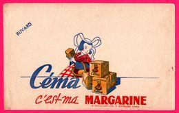 BUVARD - Céma - C'est Ma Margarine - A MAILLARD & Cie à Bondues (59) - Alimentaire