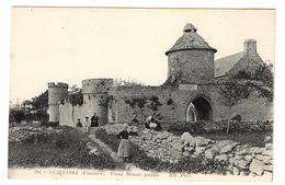 29 FINISTERE - GUILVINEC Vieux Manoir Fortifié - Guilvinec