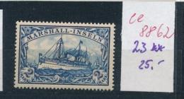 Marshall Inseln Nr. 23 **    (ee8862  ) Siehe Scan - Kolonie: Marshall-Inseln