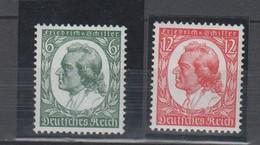 Drittes Reich , Nr. 554/55  Postfrisch ( 110.-) - Deutschland