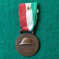 ASS. NAZ. COMBATTENTI  E REDUCI FEDERAZIONE PROVINCIALE DI VERONA - Italy