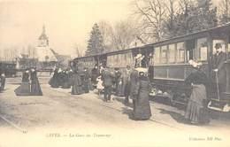 Lèves - La Gare Des Tramways - Cecodi N'37 - Lèves