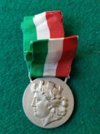 Ass Nazionale Cavalieri Della Patria Genove La Presidenza Nazionale - Italy