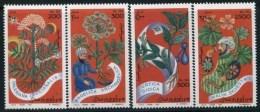 1997 Somalia, Fiori , Serie Completa Nuova (**) - Somalia (1960-...)