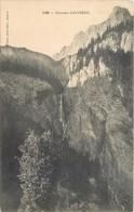 CPA 74 Haute Savoie Cascades D'ANTERNE - Cachet Oeuvre Mutuelle - Sixt-Fer-à-Cheval