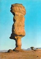 Afrique-TCHAD - TIBESTI. Paysage Du Zouarkè.(Abtour Cliché BOIREAU 12)Timbre Stamp République Du TCHAD *PRIX FIXE - Chad