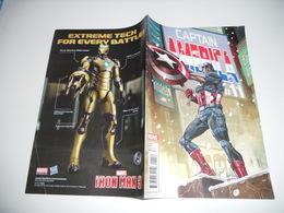 Captain America - Marvel Comics - N°11 US Direct Edition Issue November 2013 EN V O - Magazines