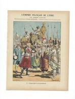 INDE DUPLEiX Dumas Gouverneur De Pondichery Colonies Françaises Protège-cahier Couverture 220 X 175  Bon état 3 Scans - Protège-cahiers