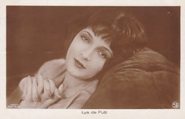 LIA DE PUTTI OLD POSTCARD (282) - Actors